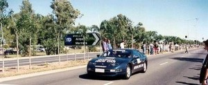 Official Pace Car: Nissan 300ZX   1990 - 1993