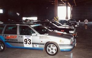 Car #93 The Volvo 850R